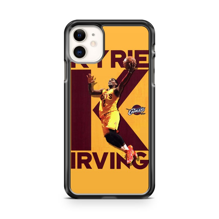 Cleveland Cavaliers Kyrie Irving 2 iPhone 11 Case Cover | Overkill Inc.