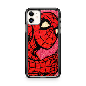 Comic Book Spiderman Amazing Spiderman iPhone 11 Case Cover | Overkill Inc.