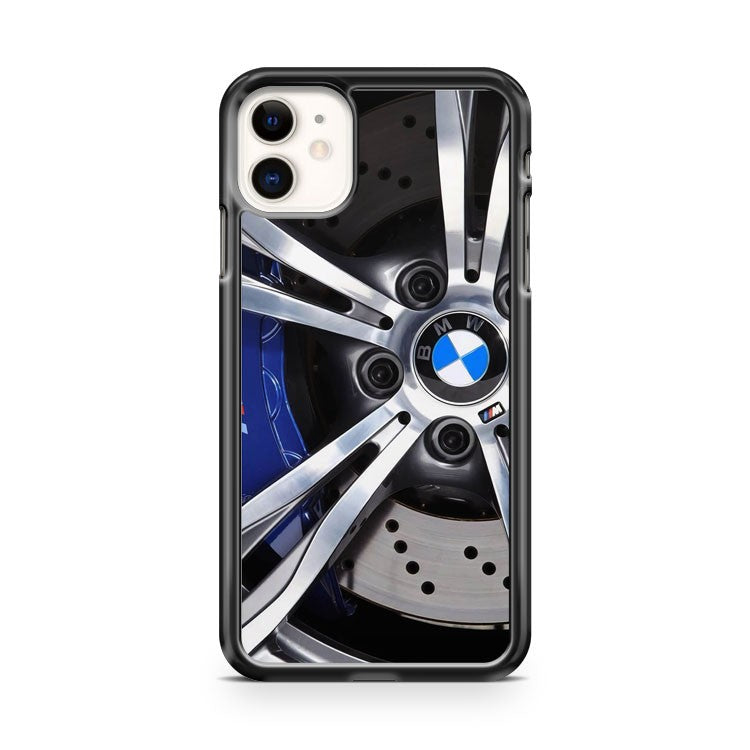 Cool Bmw M3 Brake Calipers iPhone 11 Case Cover | Overkill Inc.