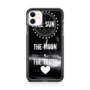 Cool Teen Wolf Quotes iPhone 11 Case Cover | Overkill Inc.