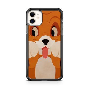 Copper The Fox And The Hound Disney iPhone 11 Case Cover | Overkill Inc.