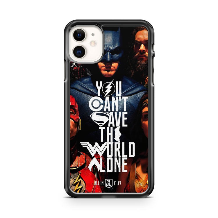 Dc Goes All In With New Justice League iPhone 11 Case Cover | Overkill Inc.