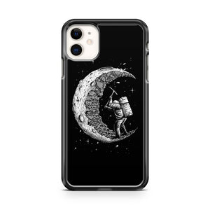 Digging The Moon iPhone 11 Case Cover