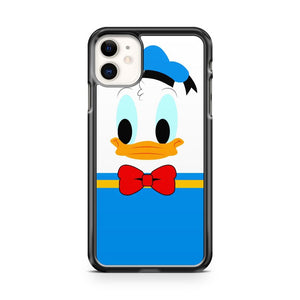 Disney Donald Duck Cute Face iPhone 11 Case Cover