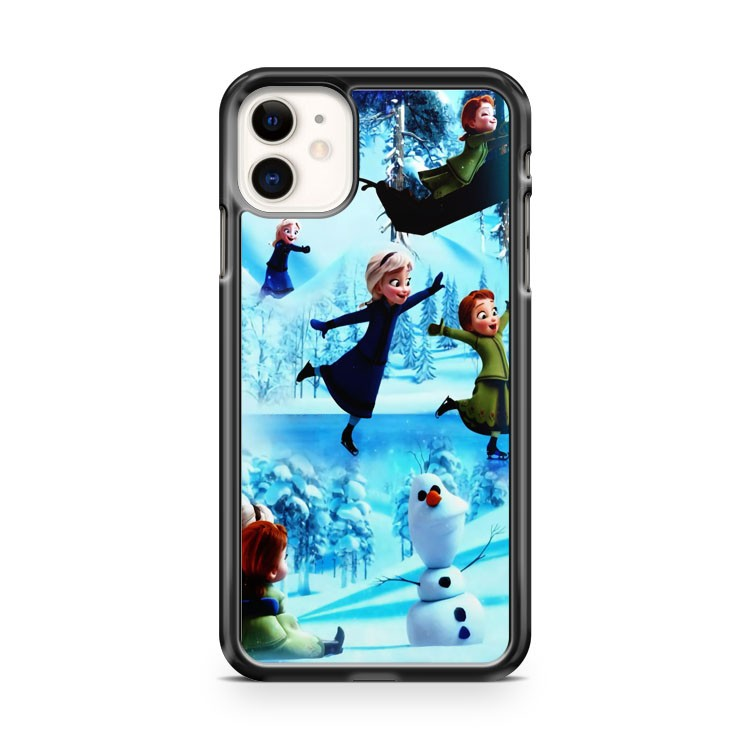 Disney Frozen Little Elsa iPhone 11 Case Cover