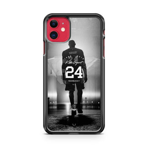 Hot NBA Basketball Player Kobe Bryant Cool Back iPhone 11 Case Cover