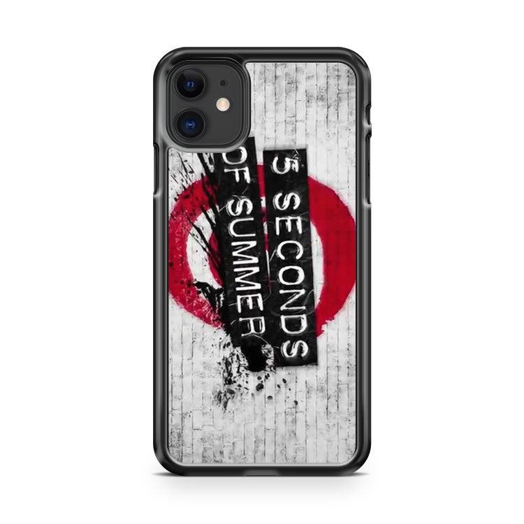 5 Seconds Of Summer She s Kinda Hot iPhone 11 Case Cover | Overkill Inc.