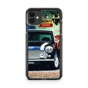 1990 Rover Mini Cooper iPhone 11 Case Cover | Overkill Inc.