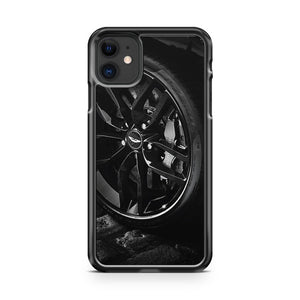 2015 Aston Martin Vanquish Carbon Edition Wheel iPhone 11 Case Cover | Overkill Inc.