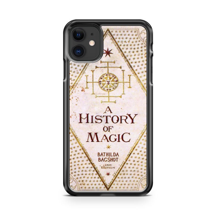 A History Of Magic iPhone 11 Case Cover | Overkill Inc.