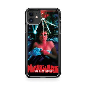 A Nightmare On Elm Street iPhone 11 Case Cover | Overkill Inc.