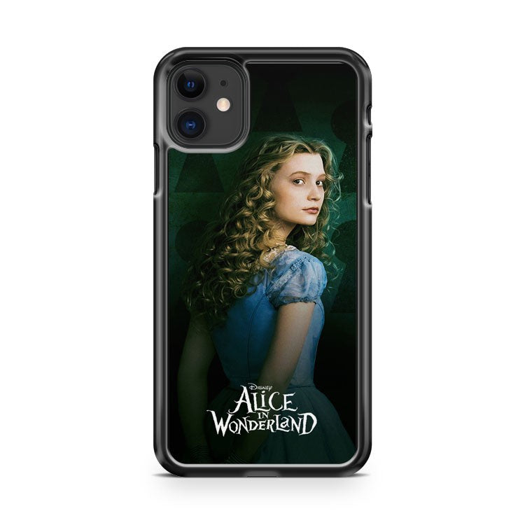 Alice In Wonderland Alice iPhone 11 Case Cover | Overkill Inc.