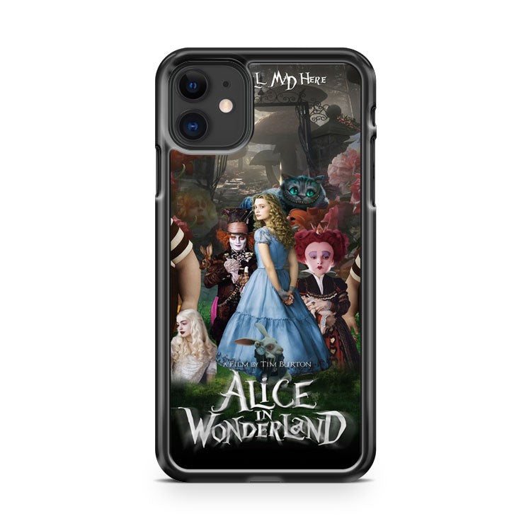 Alice In Wonderland 5 iPhone 11 Case Cover | Overkill Inc.