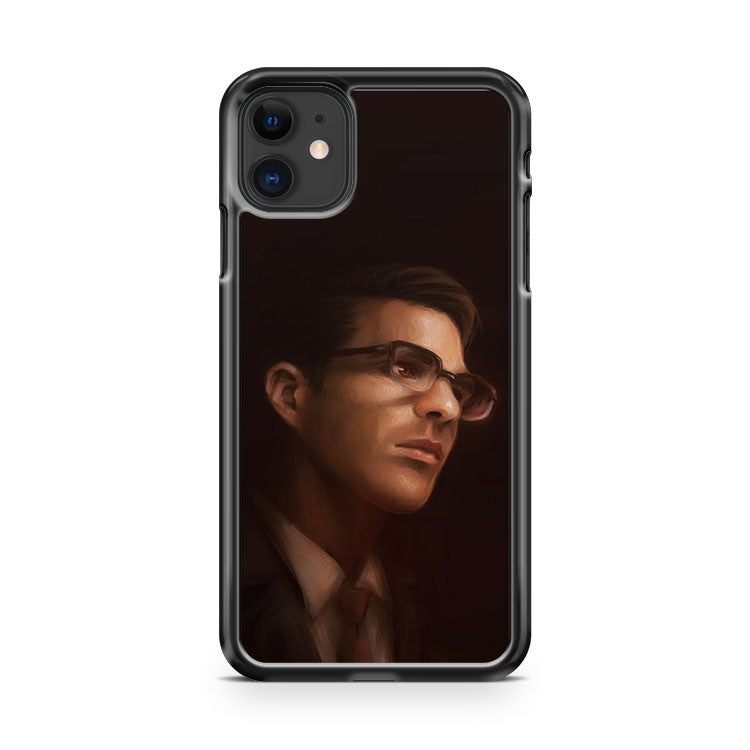 American Horror Story Dr Thredson iPhone 11 Case Cover | Overkill Inc.