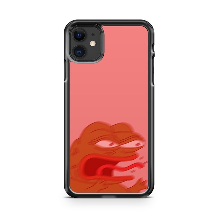 Angry Pepe iPhone 11 Case Cover | Overkill Inc.