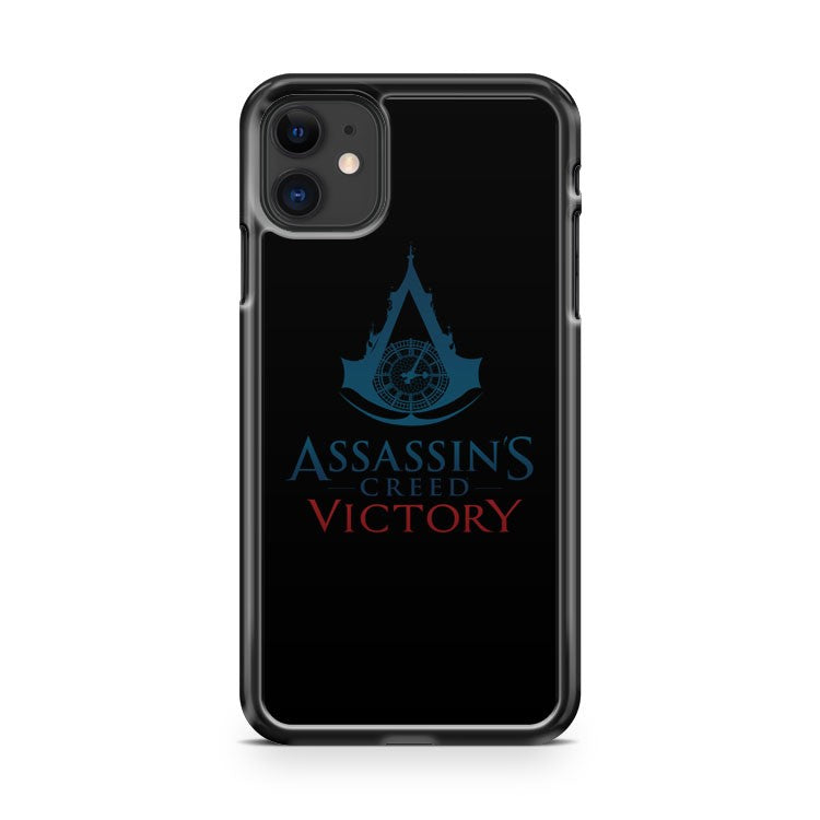 Assassin s Creed Victory Logo iPhone 11 Case Cover | Overkill Inc.