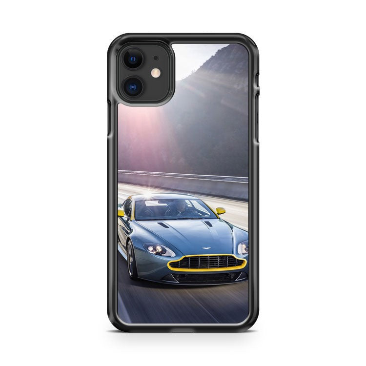 Aston Martin V8 Vantage N430 iPhone 11 Case Cover | Overkill Inc.