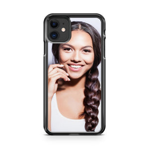 Ayden Singer Smile iPhone 11 Case Cover | Overkill Inc.