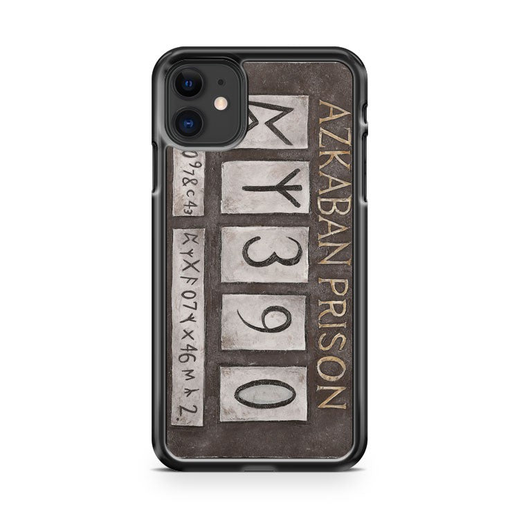 Azkaban Prisoner Board iPhone 11 Case Cover | Overkill Inc.