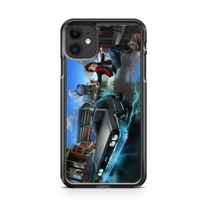 Back To The Future 2 iPhone 11 Case Cover | Overkill Inc.