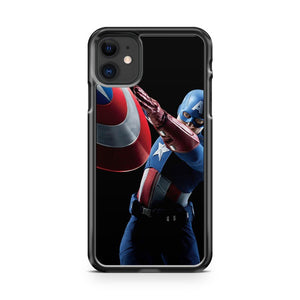 Cool Captain America iPhone 11 Case Cover | Overkill Inc.
