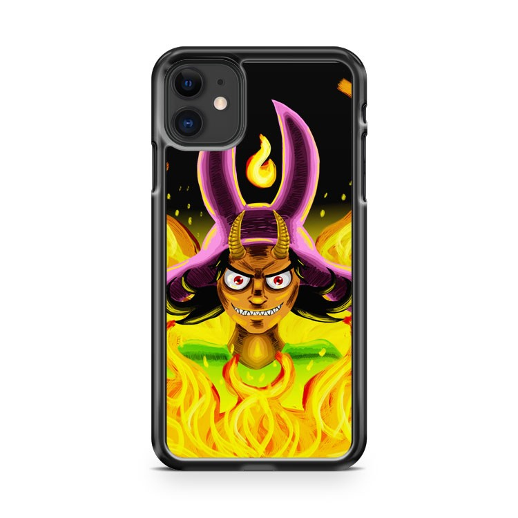 Demon Child Louise Belcher iPhone 11 Case Cover | Overkill Inc.