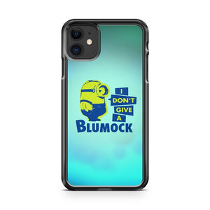 Despicable Me Blumock iPhone 11 Case Cover | Overkill Inc.