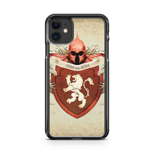 Game Of Thrones Hear Me Roar iPhone 11 Case Cover