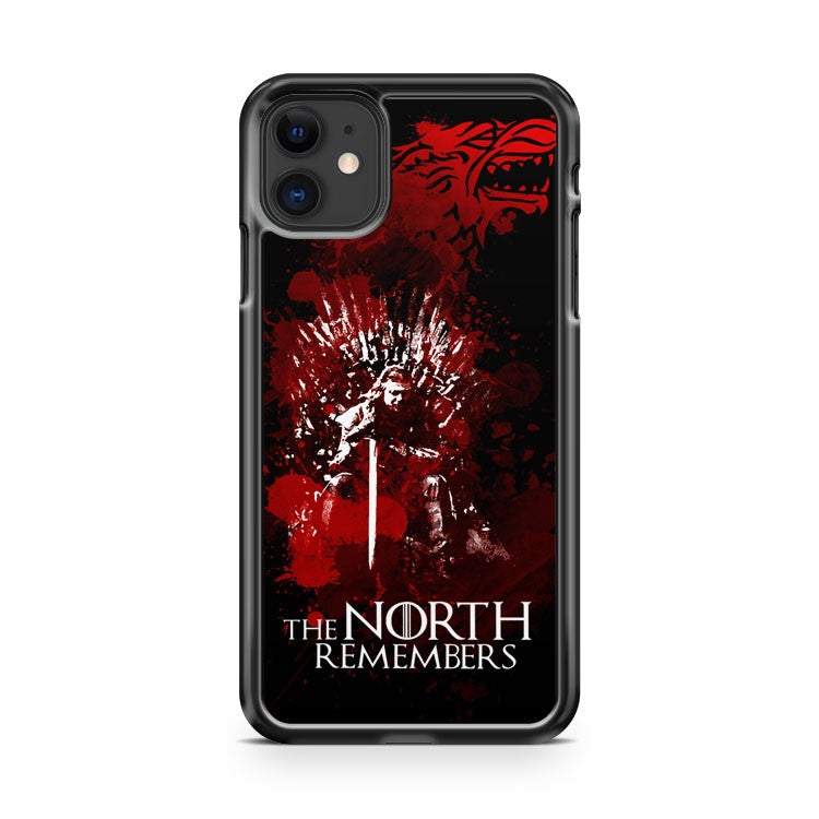 Game Of Thrones The North Remembers 2 iPhone 11 Case Cover