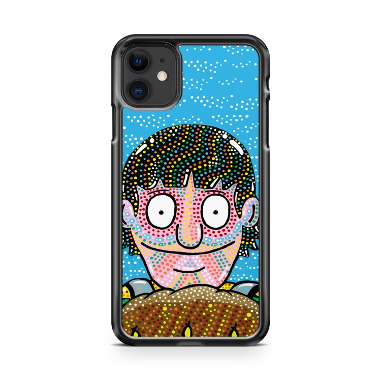 Gene Belcher Bob s Burgers iPhone 11 Case Cover