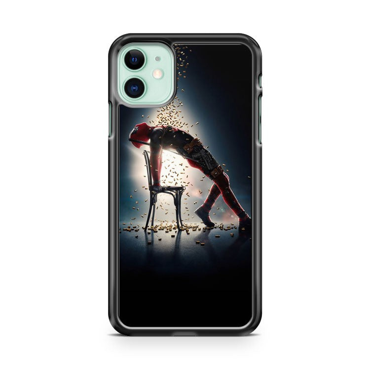 Deadpool 2 Art 3 iPhone 11 Case Cover | Overkill Inc.