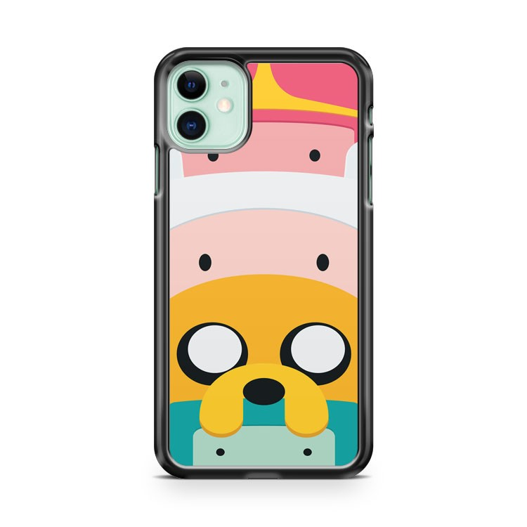 Adventure Time Totem iPhone 11 Case Cover | Overkill Inc.
