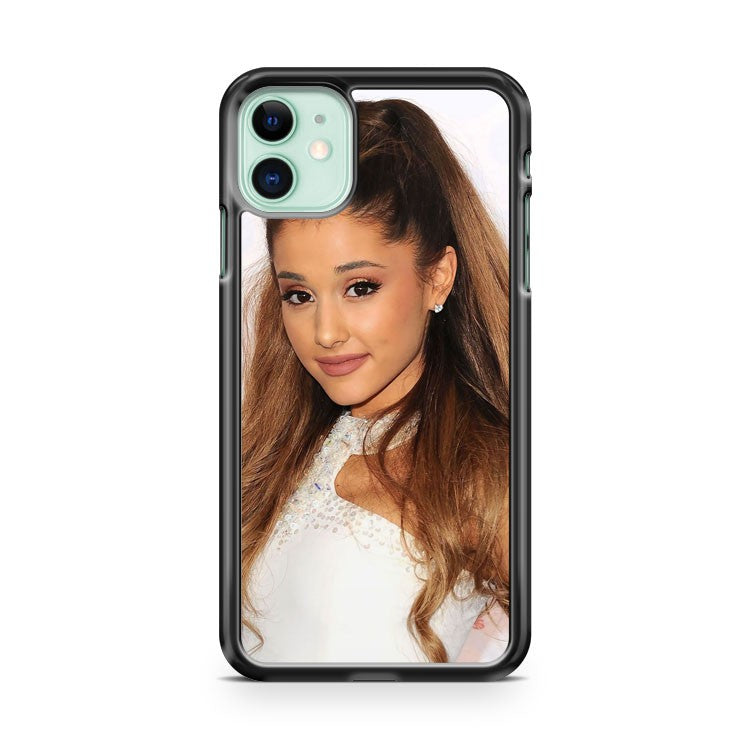 Ariana Grande Stunning Celebrity iPhone 11 Case Cover | Overkill Inc.