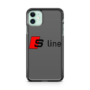 Audi s Line Logo iPhone 11 Case Cover | Overkill Inc.