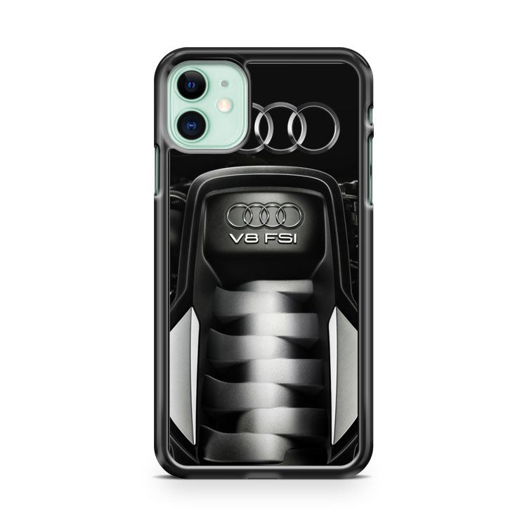 Audi S5 V8 Fsi Engine iPhone 11 Case Cover | Overkill Inc.