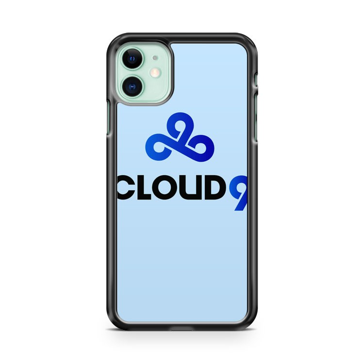 Cloud 9 Logo iPhone 11 Case Cover | Overkill Inc.