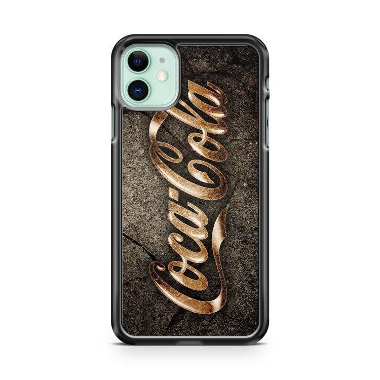 Coca Cola iPhone 11 Case Cover | Overkill Inc.