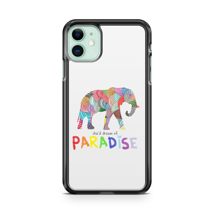 Coldplay Paradise iPhone 11 Case Cover | Overkill Inc.
