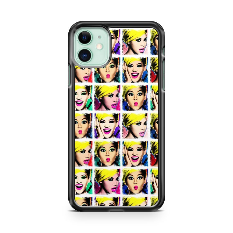 Cool Beyonce Pattern iPhone 11 Case Cover | Overkill Inc.