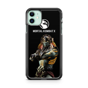 Cool Mortal Kombat X Kotal Kahn iPhone 11 Case Cover | Overkill Inc.