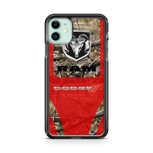 Cool Realtree Dodge Ram Logo iPhone 11 Case Cover | Overkill Inc.