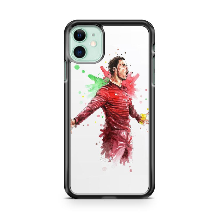 Cr7 Art 5 iPhone 11 Case Cover | Overkill Inc.