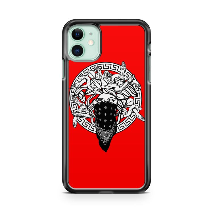 Crooks And Castles Medusa iPhone 11 Case Cover | Overkill Inc.