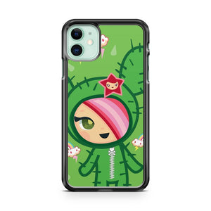 Cute Tokidoki Green iPhone 11 Case Cover | Overkill Inc.