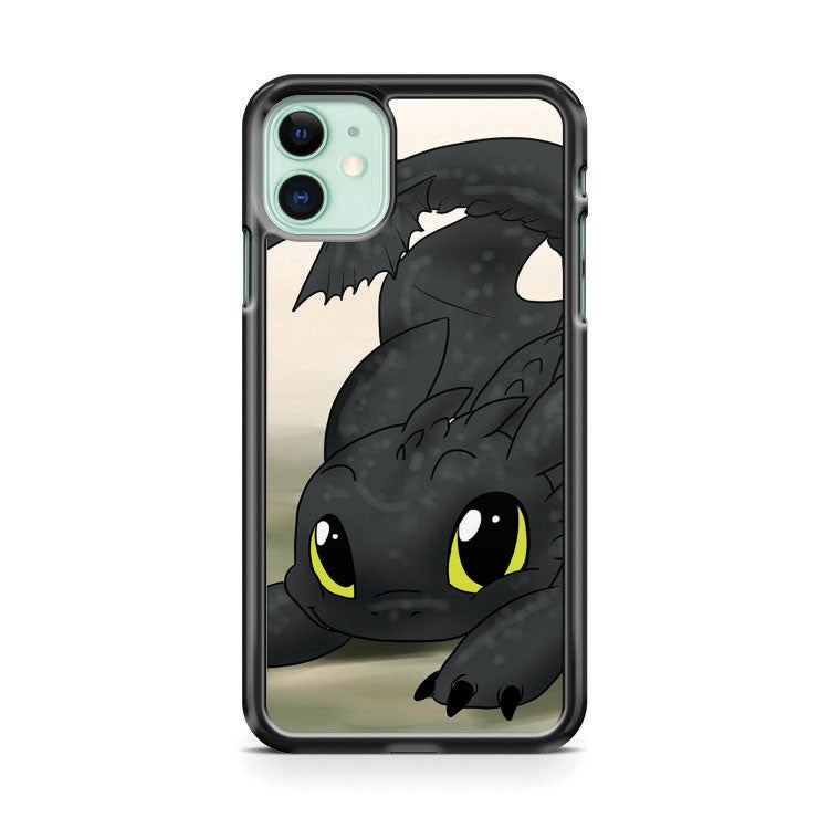 Cute Toothless iPhone 11 Case Cover | Overkill Inc.
