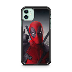 Deadpool Thumbs Up iPhone 11 Case Cover | Overkill Inc.
