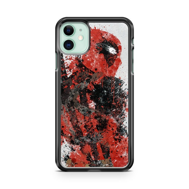 Deadpool X Force Marvel iPhone 11 Case Cover | Overkill Inc.