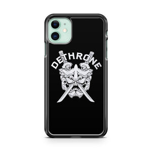 Dethrone 3 Royalty Ufc Mma iPhone 11 Case Cover