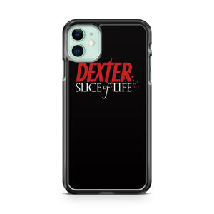 Dexter Slice Of Life Logo iPhone 11 Case Cover