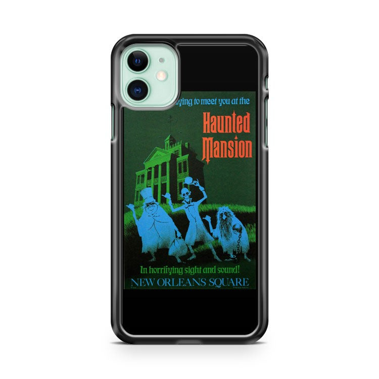 Disney Haunted Mansion iPhone 11 Case Cover